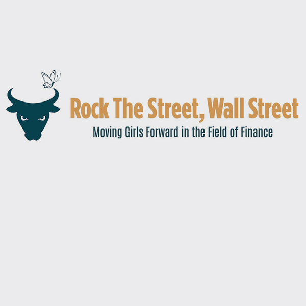 Logo of Rock The Street, Wall Street - 2 color