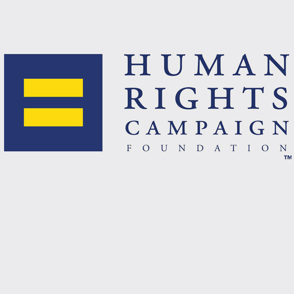 Logo of Human Rights Campaign Foundation