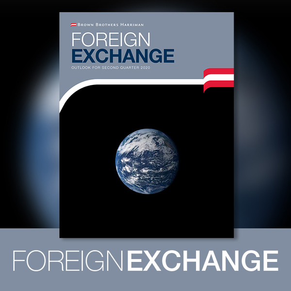 Foreign Exchange Outlook newsletter cover