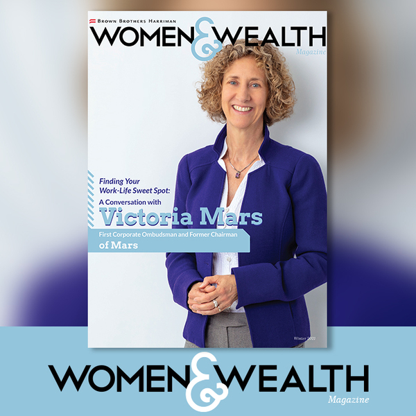 Women & Wealth Magazine Winter Issue 2021