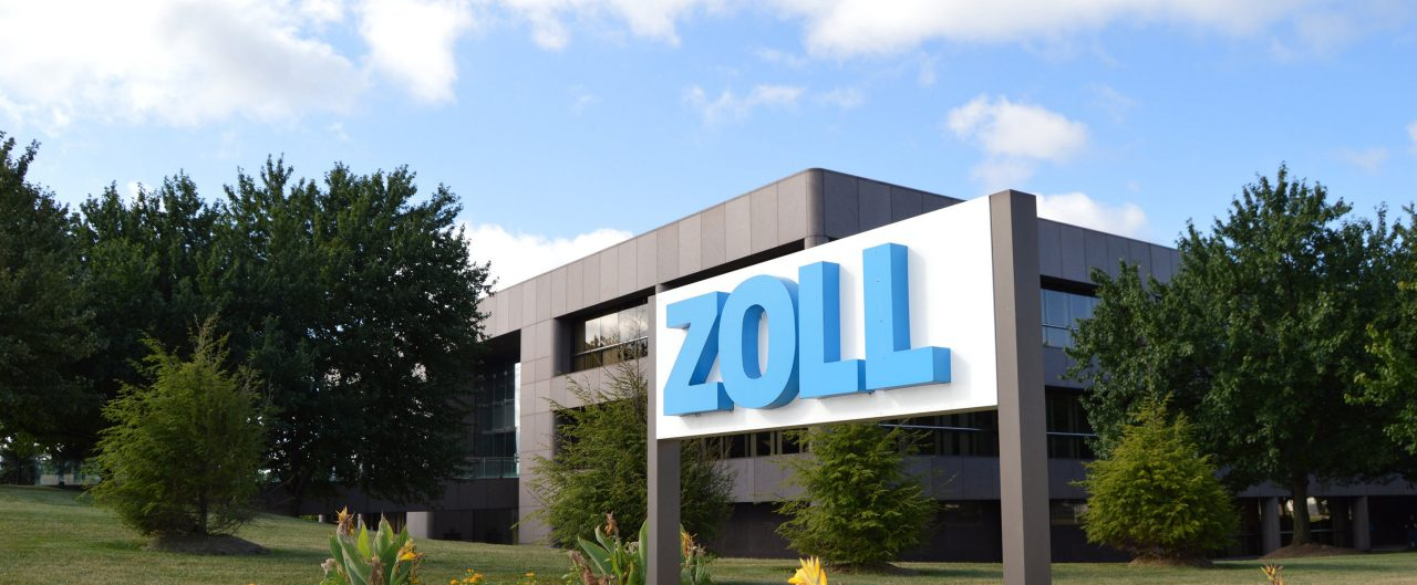 ZOLL LifeVest Sign and Facility