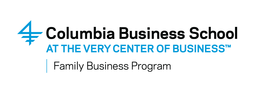 Columbia Business School Family Business Program Logo